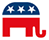 Republican Party Elephant Logo